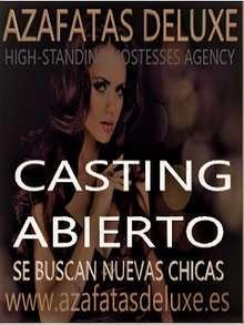 Casting azafatas de lujo en toda galicia