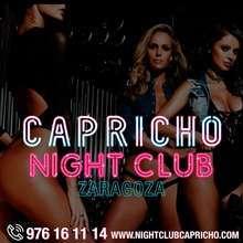 Club capricho en zaragoza tiene plazas libres