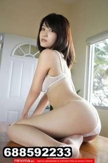 Preciosas asiaticas morbosas