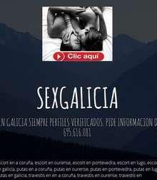 Sexgalicia la mejor opcion de publicidad de galicia