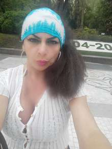 Bellisima transexual superfemenina