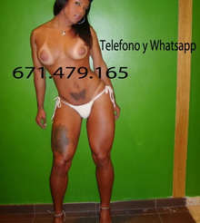 Travesti dotada lechera canera ninfomana act pas