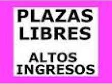 Urgen 2 chicas plaza 300 euro diario 24h