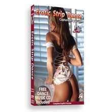 Dvd sobre el baile erotico strip alexander institute 9864