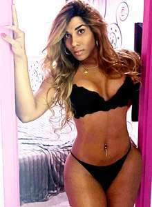 Ven a conocer a las mas bellas trans de barcelona