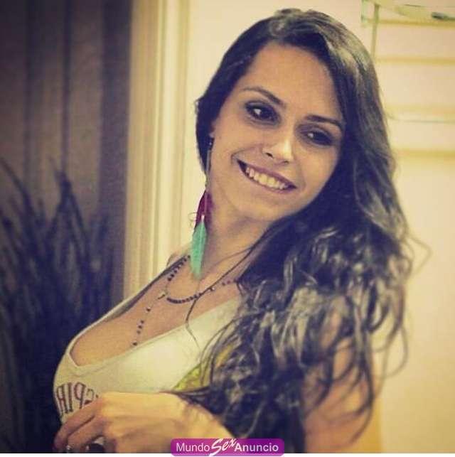 Super guapa brasilena ahora en san sebastian