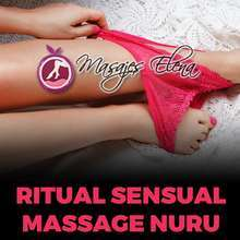 Apetecible ritual sensual massage nuru