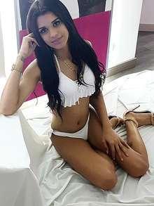 Michelle duarte modelo trans brasilena