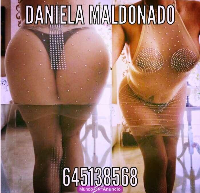 Daniela maldonado trans de lujo