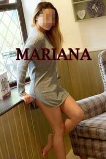 Mariana tu masajista ideal para tu extres