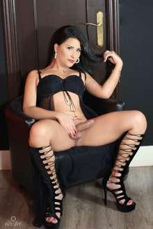 Me llamo estefi escort trans venezolana preciosa