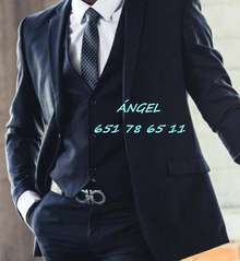 Angel luxury acompanante de alto standing para mujeres