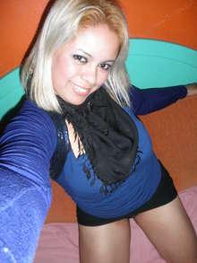 PAMELA RUBIA SEXY