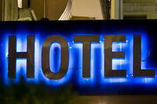 Masajes en hotel