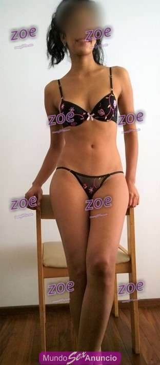 Zoe 19a linda pibita independiente