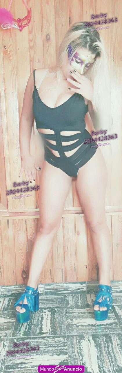 Barby belleza argentina onda novios completita