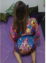 Bruninha massagem