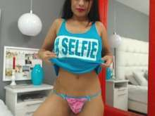 Na webcam latina colombiana sexcam disponiveis