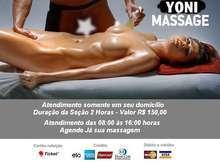Massagem yoni tantarica