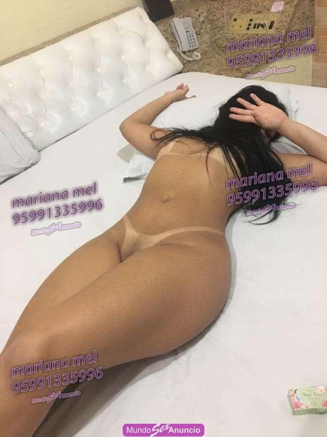 Mariana mel massagista