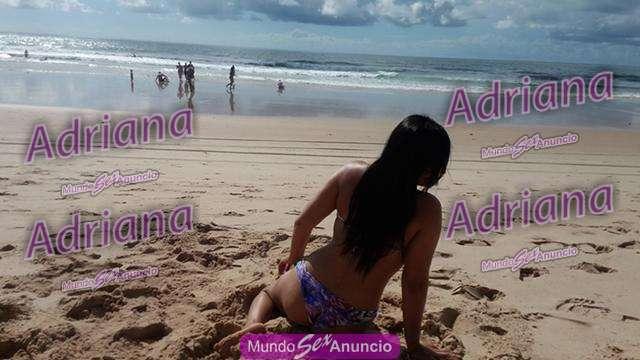Adriana fluent english