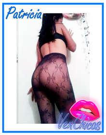 Patricia joven de 20 anos latina venezolana delgada