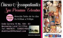 prepagos premium colombia ejecutivos extranjeros hoteles dom
