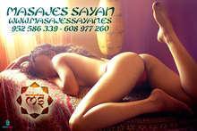 Erotismo con elegancia masajes sayan