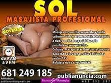 Alivia tu dolor muscular 681249185 masajista profesional