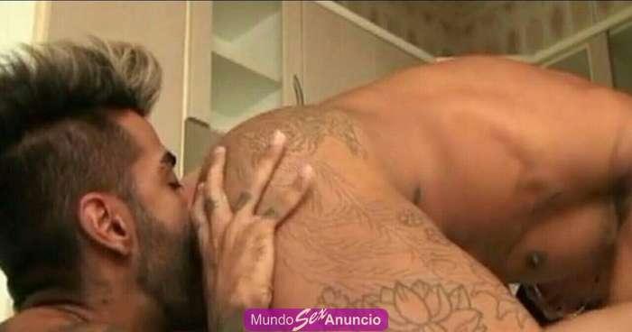 Brasileno morboso lechero fiestero 24h