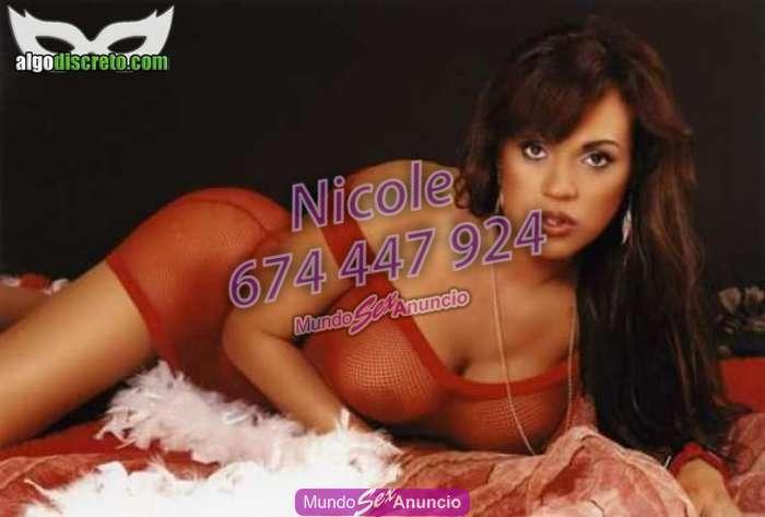 Trans nicole colombiana 160pecho 674447924