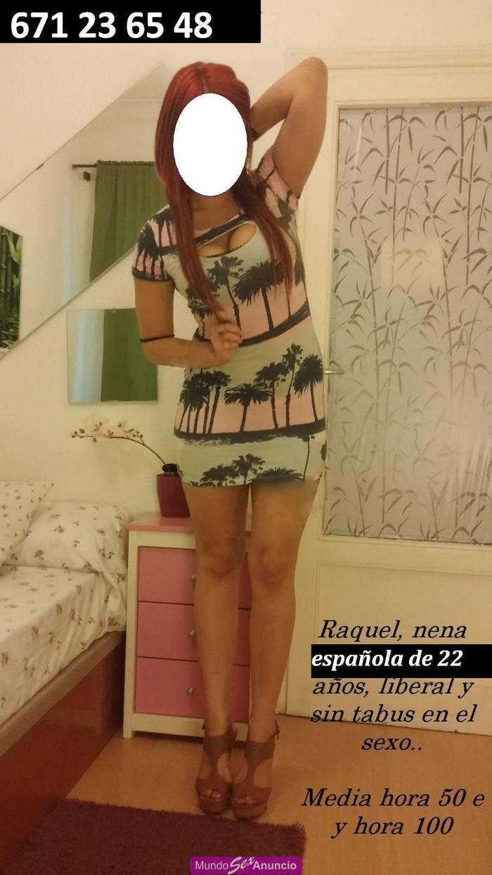 Actriz Porno Española Raquel raquel, nena española de 20 años, besos con lengua, franc en