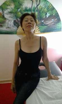 Japonesa masaje profecional