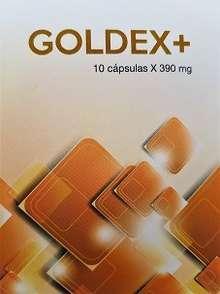 Goldex mas ahora mas potente