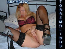 July molina una escort de lujo