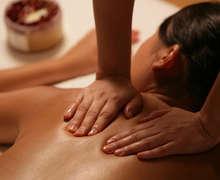 La magia de los masajes