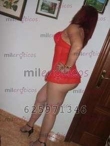 Sonia latina caliente sexi mujer con curvas de infarto