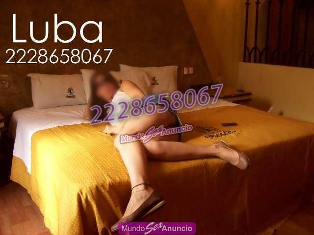Eróticos profesionales - Hola cariño soy luba una guapisima joven y amorosa - Puebla
