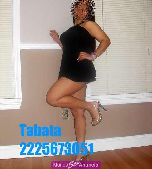 Tabata guapisima edecan independiente no agencia 0442225673051