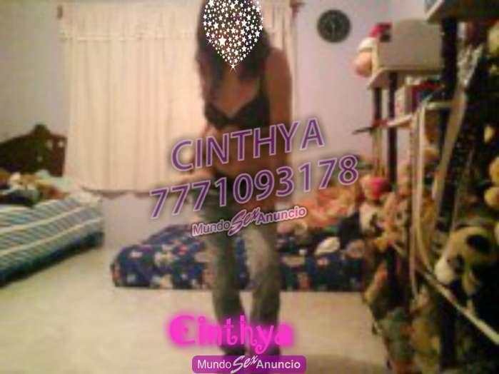 Eróticos profesionales - Cinthya nenita hermosa 18 añitos velludita - Morelos