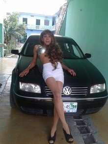 Chica trasvesti de closet en Tonalá, Chiapas tonala