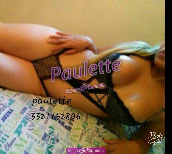 Paulette masaje ruso y sexo anal completo