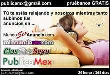 Eróticos profesionales - Anuncios todo el dia 24 horas - Baja California