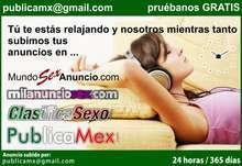 Anuncios en 5 paginas de sexo en México