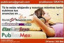 Anuncios todo el dia 24 horas en México