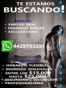 Buscas ingresos extras 4425753291 en queretaro