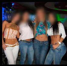 Grupo de chicas en vallarta las 24 horas