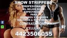 Te damos la bienvenida al mejor show de strippers en quereta