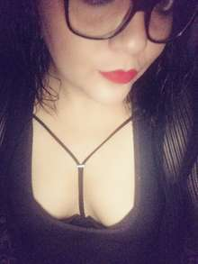 Rica y sensual dama real