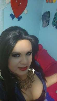 Chica transexual 100 real y complaciente